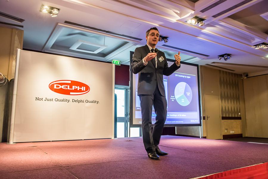 Reportage photographique évènementiel pour Delphi