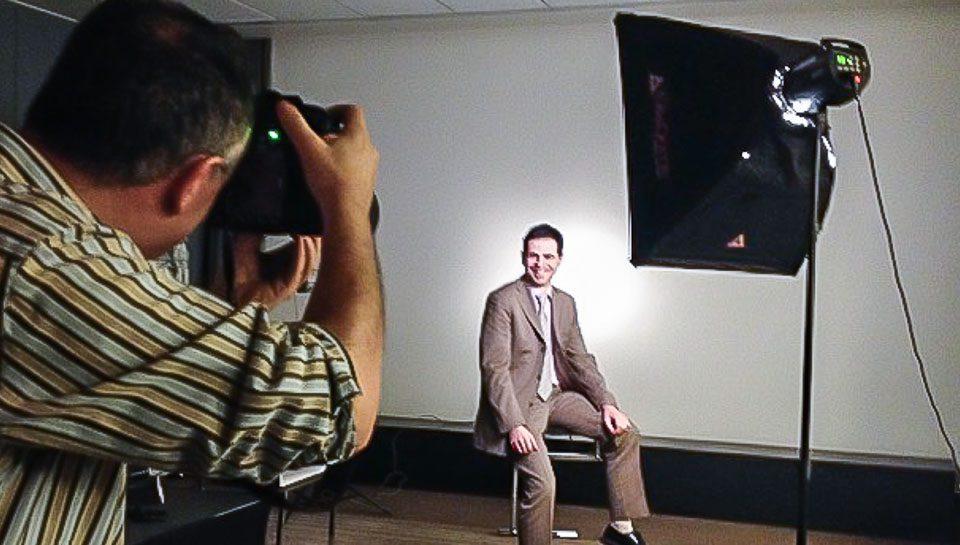 Comment réussir une séance photo de portraitsdans votre entreprise?