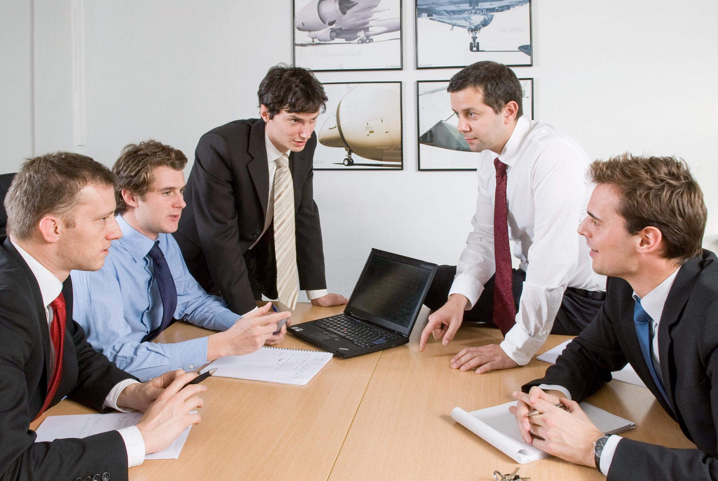 Prises de vue pour la communication corporate Step Consulting