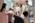 Hopital Bichat. Service de soins intensuf de cardiologie: de G à D: Dermine Solène (externe), Laura Kraft Au fond (3eme en partant de la gauche), Pontnau Florence (interne) Gregory Ducrocq.