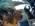 """Reportage photographique """"La tête dans les étoiles"""". Observatoire du Pic du Midi. François Colas ouvre la coupole du Téléscope T1M."""