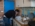 """Reportage photographique """"La tête dans les étoiles"""". Observatoire du Pic du Midi.  Le lendamin matin au réveil dans la cuisine de l'observatoire."""