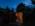 Reportage photographique. Région parisienne. David Darson a installé dans son Jardin, un observatoire astronomique. Il se passionne depuis longtemps pour l'observation des astres. Il dirige le club d'astronomie de sa ville.