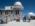 """Reportage photographique """"La tête dans les étoiles"""" Pendant la journée, le Pic s'anime au gré des visites des touristes dont certains prennent part à des animations sur l'astronomie. François Colas et David Darson s'affèrent autour du téléscope T1M."""