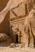 Arabie Saoudite. Madâin Sâlih. Mission archéologique franco-saoudienne sur le site de l'antique cité nabatéenne de Hégra.  Vue sur le tombeaux monumental IGN 42 du Qasr al-Bint.