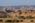 Arabie Saoudite. Madain Salih. Mission archeologique Franco-saoudienne sur le site de l'antique cite nabateenne d'Hegra. Vue sur les tombeaux monumentaux de Jabal al Khraymat.