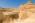 Arabie Saoudite. Madâin Sâlih. Mission archéologique franco-saoudienne dans l'antique cité nabatéenne de Hégra. Lieu de culte dans la montagne sacrée des Nabatéens, le Jabal Ithlib. La fonction cultuelle précise de cette salle creusée dans la roche reste inconnue.