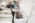 ENS. Département de physique. Laboratoire de physique Statistique. Equipe de Lyderic Bocquet. Le doctorant Luca Canale et un étudiant stagiaire mettent au point, dans un congélateur du commerce, une expérience servant à étudier les frottements entre la neige et les matériaux solides, tel que ceux constituant les skis.