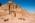 L'antique cité nabatéenne de Pétra. Le Deir (de l'arabe al-Deir, « le monastère »)