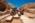 L'antique cité nabatéenne de Pétra. Fouille autour de Pétra par des archéoloques et des étudiants de la Brown University (Providence USA) sur un lieu de culte nabatéen. Découverte d'un sol d'époque nabatéenne.