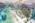 Un laboratoire pour la bombe H. Programme de simulation de l'arme nucléaire. Bordeaux. CEA. site du CESTA. Laser Mégajoule. Un des 4 halls laser de 100 mètres sur 30 destinés à accueillir les chaînes laser (à droite sur la photo) et à leur donner leur puissance. Une impulsion lumineuse d'1 joule est émise et amplifiée jusqu'à 20 000 fois dans ce hall en traversant des blocs amplificateurs composés de différentes optiques et de Lampes flashs au xénon qui apportent l'énergie lumineuse . Pour obtenir la puissance souhaitée les faisceaux laser parcourt quatre fois chaque chaîne amplificatrice avant d'entrée de manière parfaitement synchronisé dans la chambre d'expérience et d'être focalisé sur la cible d'hydrogène.