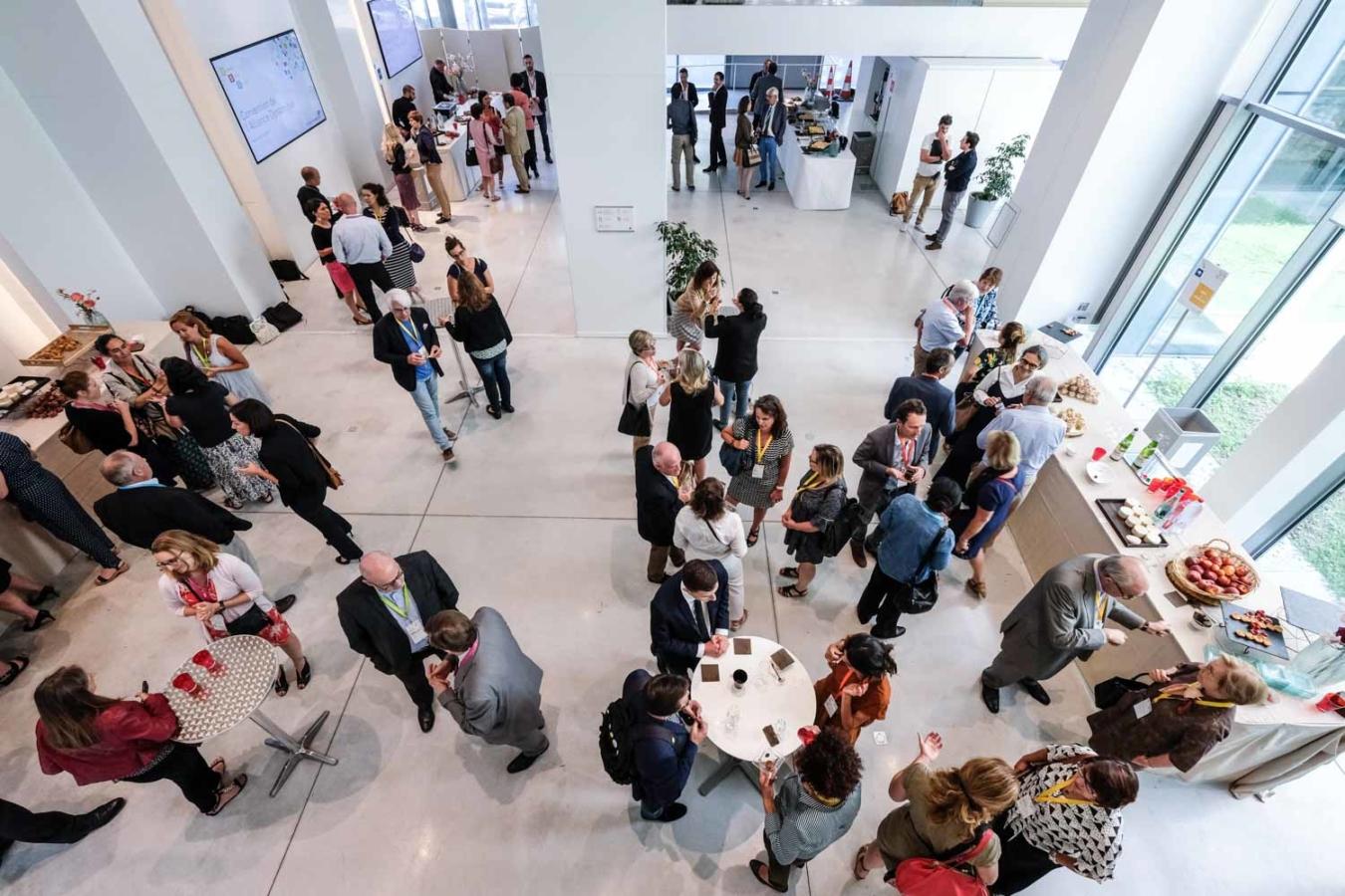 """Reportage photographique évènementiel sur la Convention  """"l'Alliance Dynamique """" du groupe La Poste"""