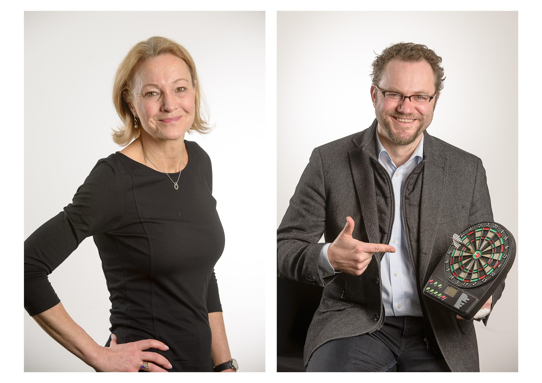 Réalisation des portraits corporate du comité de management des EIT ICT Labs