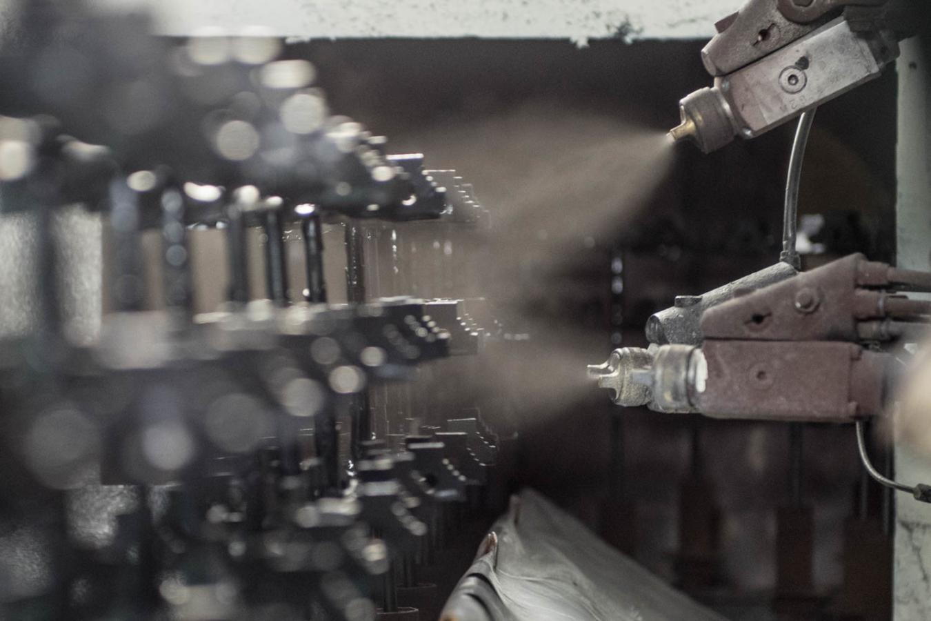 Reportage photographique industriel pour Lewis Industrie