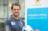 Portrait de Jerôme Rothen pour La Poste. Il est le parrain de La Poste pour l'EURO 2016