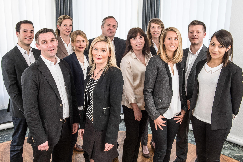 Portraits corporate pour Aliuta