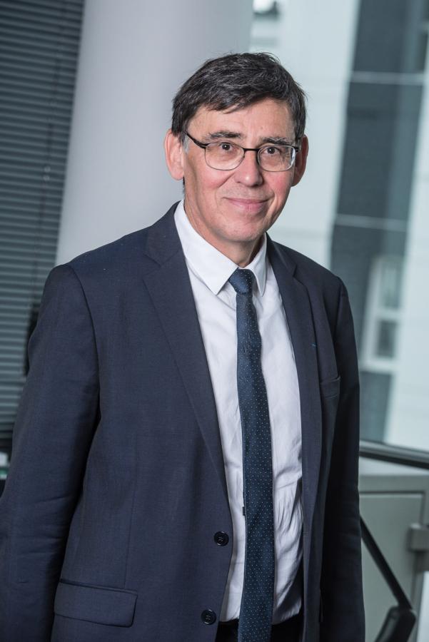 Portrait corporate de Monsieur Patrick Donath directeur de Renater