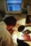 Aéroport Charles de Gaulle. La police aux frontières contrôle les passeports des passagers à la recherche de falsifications. Analyse poussée des documents au QG de la PAF.  Charles-de-Gaulle Airport, France. The border police control the passengers' passports, looking for traces of falsifications. Detailed examination in the Air and Border Police Headquarters.