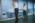 Aéroport Charles de Gaulle. À la sortie d'un avion, la police aux frontières contrôle les passeports des passagers à la recherche d'éventuelles falsifications.Charles-de-Gaulle Airport, France. Leaving the plane, the border police control a passenger's passport, looking for traces of falsifications.