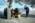 Aéroport Charles-de-Gaulle. Douanier et son chien à la recherche d'explosif dans un avion.  Charles-de-Gaulle Airport, France. A Customs officer and his dog inspecting a plane for explosives.