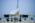 Aéroport Charles-de-Gaulle. Concorde et Boeing 747 se faisant face avant de quitter le taxiway pour rejoindre leur parking respectif.  Charles-de-Gaulle Airport, France. A Concorde and a Boeing 747 facing off before leaving the taxiway for their respective parking zones.