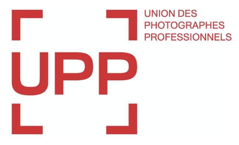 Logo de l'Union des Photographes Professionnelles (UPP)
