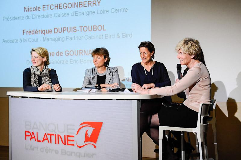 Reportage photographique évènementiel pour la Banque Palatine